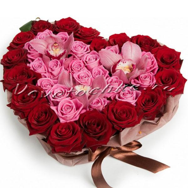 Доставка цветов в Тольятти | цветы Тольятти | Тольятти розы | ВцвеТочке | vcvetochke | купить цветы в Тольятти